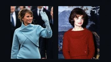 Melania Trump Isn't Comparing Herself To Jackie Kennedy