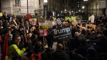 Outrage Over Immigration Ban Makes Its Way To UK Parliament