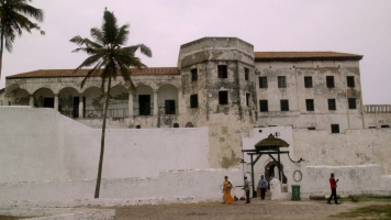 A Hidden Treasure In This Ghanaian Slave Castle: An Overdue Apology
