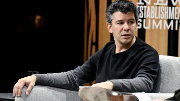 Uber's CEO Cuts Ties To Trump Economic Advisory Group Amid Criticism