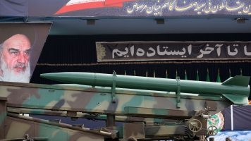 Iran Continues To Test Missiles And President Trump's Patience