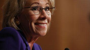 Breaking Down Betsy DeVos' Ideas For US Schools