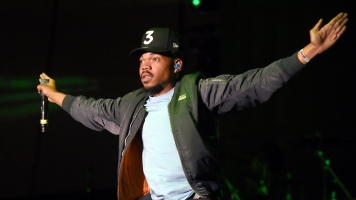 Chance The Rapper Is Making Grammy History As An I-N-D-E-P-E-N-D-E-N-T