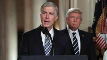 SCOTUS Nominee Gorsuch Criticizes Trump's Twitter Tirade Against Judge