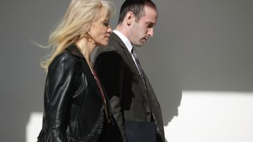 In Lieu Of Conway, Stephen Miller Makes Impression On Sunday Shows