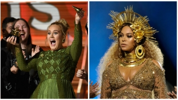 Grammys Hand Beyoncé Lemons, But Adele Makes Lemonade