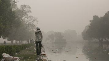 India Is On Its Way To Having The Worst Air Pollution In The World