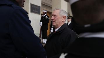 Defense Secretary Mattis' Ultimatum To NATO: Increase Defense Spending