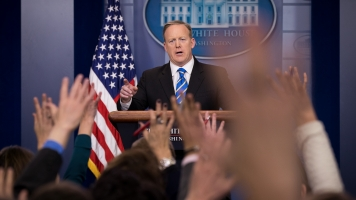 White House Names A Communications Head, Takes Pressure Off Spicer