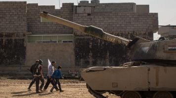 Update In Iraq: Armed Forces Move To Take Rest Of Mosul, Evict ISIS