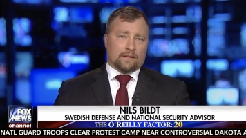 Who's This Swedish 'National Security Advisor' On Fox News?