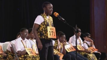 A 10-Year-Old National Spelling Competition In An Unlikely Place