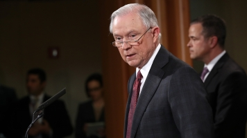 Attorney General Sessions To Step Away From Trump-Russia Investigation