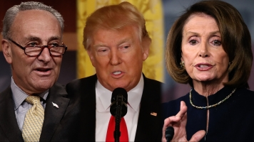 Trump Tweets Top Dems Are Hypocrites On Russian Issue