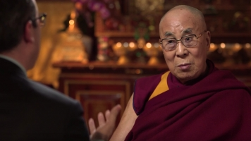 John Oliver Visited The Dalai Lama To Talk About Tibet And China