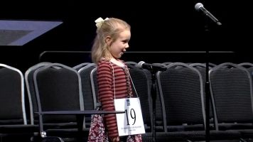 This 5-Year-Old Qualified For The Scripps National Spelling Bee