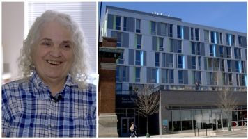 LGBTQ Seniors Face Housing Discrimination, But Not In This Building