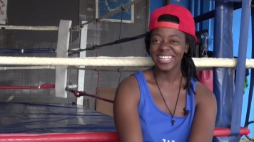 It's Not Easy Being A Female Boxer In South Africa. Meet One Of Them