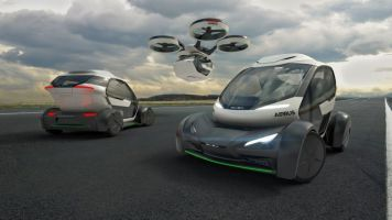 This Flying Drone Car Could Mean No More Traffic Jams