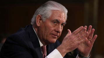 Rex Tillerson Won't Make Any Decisions On The Keystone XL Pipeline