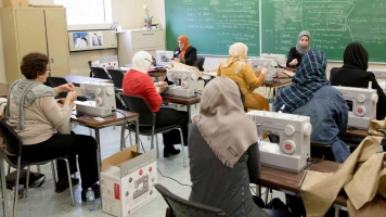 Sewing Classes Are Giving Refugees Independence In Canada