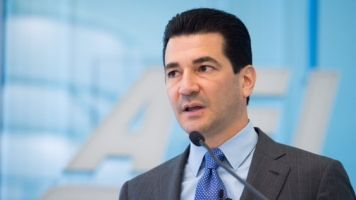 Trump's FDA Pick Is A Popular Choice In The Pharmaceutical Industry