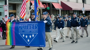 Gay Veterans Group Will Walk In Boston's St. Patrick's Day Parade