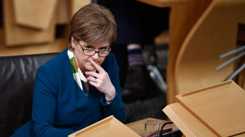 Scotland's Leader Has Called For A New Independence Vote Before Brexit