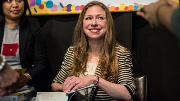 Chelsea Clinton's New Book Takes A Page From Sen. Elizabeth Warren