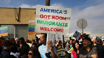 Poll Finds Many People Want A Plan To Help Immigrants Become Legal