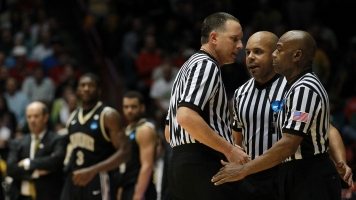 NCAA Referees Have Their Own Sort Of March Madness