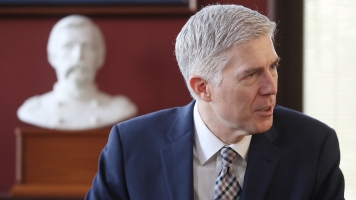 Neil Gorsuch Accused Of Saying That Women 'Manipulate' Maternity Leave