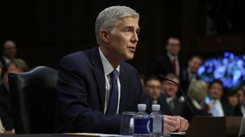 Neil Gorsuch Faces Criticism From Dems During Confirmation Hearing
