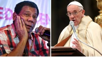 Rodrigo Duterte And Pope Francis Share A Stance On This Issue