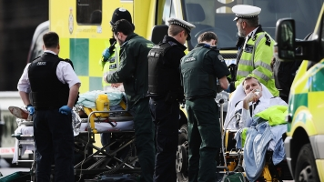 5 Dead, 40 Injured In Terror Attack Near UK Parliament