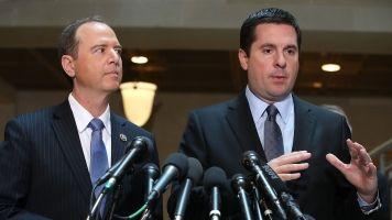 House Intel Committee Leads Split Over Trump Surveillance