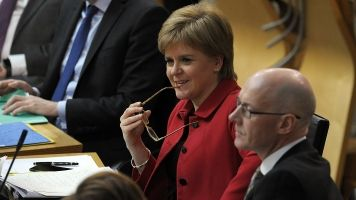 Scottish Parliament Supports Independence Referendum Ahead Of Brexit