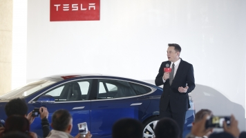 Tesla Is Close To Becoming The Most Valuable American Car Company