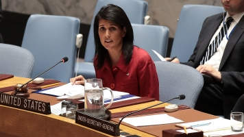 UN Ambassador Haley Says US Is 'Prepared To Do More' About Syria