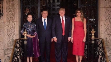 Trump Puts China In A Bind With Strikes During President's Visit