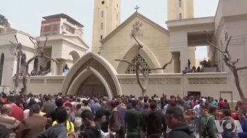 ISIS Claims Responsibility For Palm Sunday Terror Attacks In Egypt