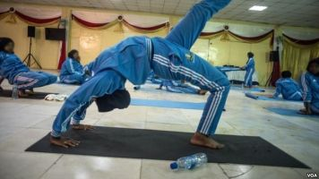 In War-Torn Somalia, Wellness Program Offers Peace After Violence