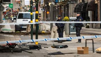 Suspect In Stockholm Truck Attack Admits To 'Terrorist Crime'