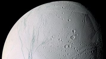 Saturn's Moon Enceladus Shows Possible Hints Of Life