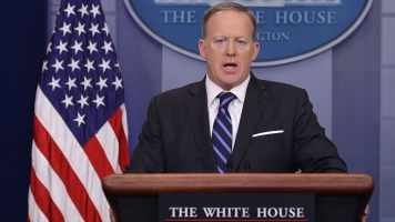 People Call For Sean Spicer's Firing After Hitler Comments