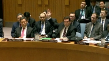 Russia Blocks The UN From Investigating Syrian Chemical Attack