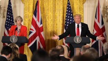Report: UK Intelligence Found Russian Ties To Trump Campaign In 2015