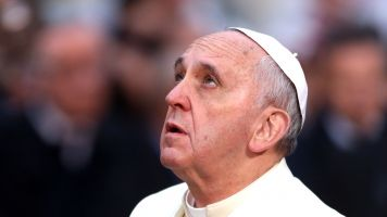 Pope Francis Goes Off-Script At Easter Mass, Addressing World Conflict