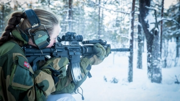 This Intense Military Program Is Made Just For Women