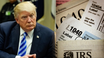 No, You Won't See President Trump's Tax Returns Anytime Soon
